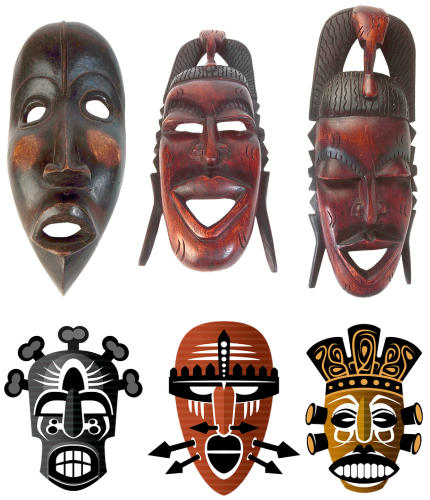 Carvings & Masks