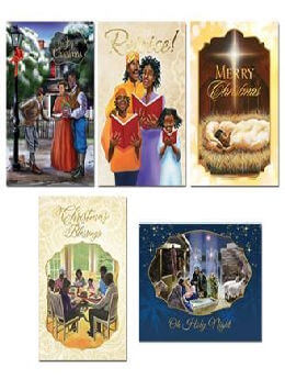 Assortment Christmas Cards