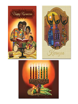 Kwanzaa Cards Assortment