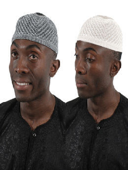 Knitted Kufi Hats