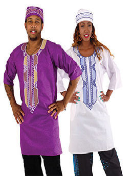 Regal Dashiki