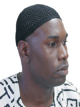 Men's Knitted Kufi Caps