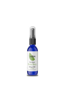 CBD Better Sleep Oral Spray