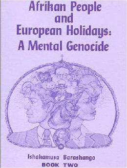 Afrikan People and European Holidays Vol 2