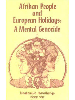 Afrikan People and European Holidays Vol 1