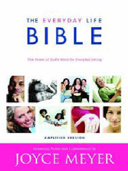 Amplified Everyday Life Bible-AM