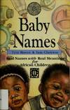 Baby Names for African Children