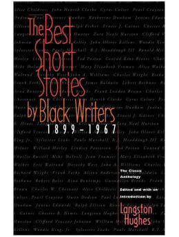 The Best Short Stories by Black Writers
