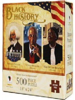 Black History Puzzle