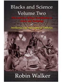 Blacks and Science Volume Two