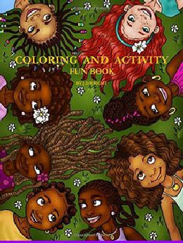 Coloring and Activity Fun Book
