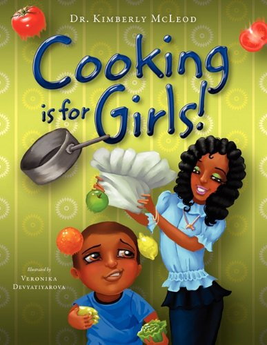Cooking Is For Girls