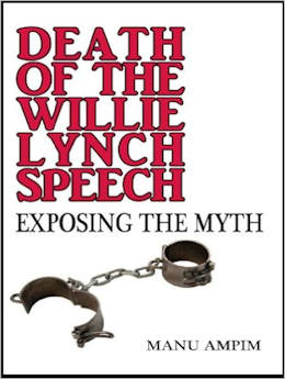 Death of the Willie Lynch Speech