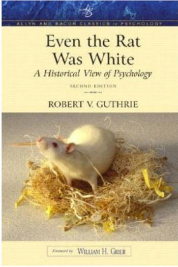 Even the Rat Was White