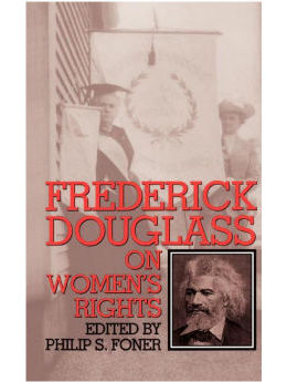 Fred Douglass Womens Rights