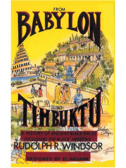 From Babylon to Timbuktu: