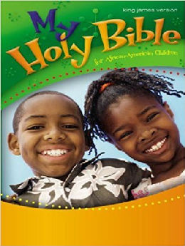 My Holy Bible for African-American Children-KJV