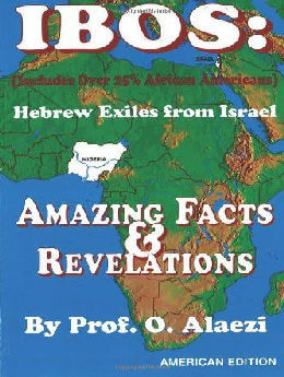 Ibos: Hebrew Exiles from Israel