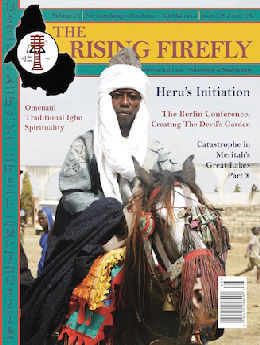 The Rising Firefly Magazine