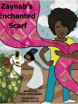Zaynab's Enchanted Scarf